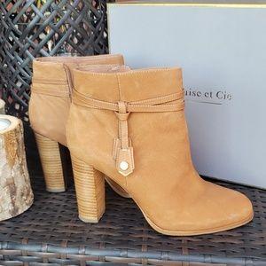 Louise et Cie Shoes - Louise et Cie NIB Beautiful Tan Boots